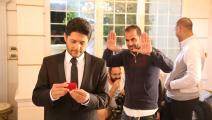 """يؤدي معين شريف شارة المسلسل السوري """"الكندوش"""" (العربي الجديد)"""