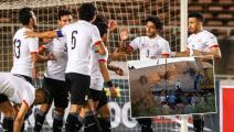 منتخب مصر يتبرع بـ1,5 مليون جنيه لأسر ضحايا قطاري الصعيد