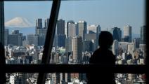 البنك المركزي الياباني يملك 7% من أسهم بورصة طوكيو
