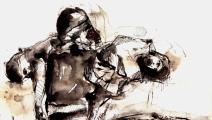 """"""" كيماوي 2""""، علاء حمامة، سورية"""