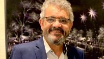 بطل العمل ونقيب الفنانين الأردنيين السابق،ساري الأسعد