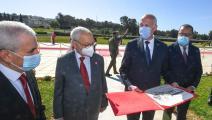 الرئاسات في تونس/سياسة/فيسبوك