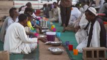رمضان في السودان (محمود حجاج/ الأناضول)