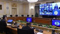 اجتماع مجلس المحافظين في مصر (فيسبوك)