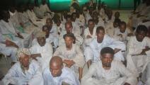 أسرى الجيش الإثيوبي في السودان - تويتر