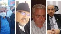 أطباء تونس ضحايا فيروس كورونا (فيسبوك)