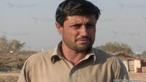إبراهيم اللاجئ الأفغاني (العربي الجديد)