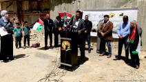 إطلاق فعاليات يوم الأسير الفلسطيني بالضفة الغربية 1 (العربي الجديد)