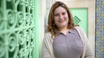 أميرة غنيم (تصوير: خير الدين مبروك)