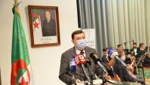 وزير التربية - الجوائر - محمد واجعوط - تويتر