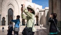 سياحة المغرب (فاضل سينا/فرانس برس)