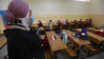 مدرسة في العراق (مرتضى السوداني/ الأناضول)