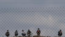 مهاجرون في اليونان 1 (أريس ميسينيس/ فرانس برس)