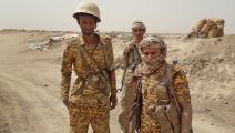 عسكريون موالون للحكومة اليمنية في مأرب (فرانس برس)
