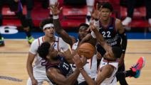 السلة الأميركية: صانز يخطف فوزاً مهماً من سيكسرز ورابتورز يُسقط نتس