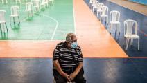 كورونا جعله يشعر بالعزلة (ارنستو بيدافيدس/ Getty)