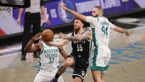 السلة الأميركية: بروكلين نتس يخطف صدارة الشرقية من فيلاديلفيا