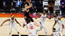 السلة الأميركية: فينيكس يعود إلى الأدوار الإقصائية بعد 11 سنة