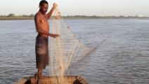 نهر النيل في السودان/ فرانس برس