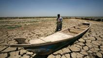 جفاف المياه في العراق/ فرانس برس