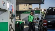 محطة وقود في مصر/ فرانس برس