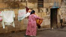 امرأة مصرية في مصر (ديفيد سيلفرمان/ Getty)