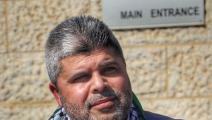 ممثل قائمة حماس في رام الله والبيرة ناجح عاصي (فيسبوك)