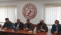 سياسة/مؤتمر لمؤسسات بالمجتمع المدني الفلسطيني/(العربي الجديد)