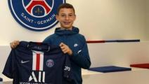 عمره 16 سنة فقط... لاعب تونسي مفاجأة باريس لقمة بايرن