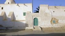 من المدينة العتيقة لـ توزر، جنوب تونس (Getty)
