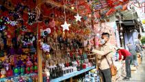أسواق غزة في رمضان (عبد الحكيم أبو رياش/العربي الجديد)