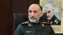 الجنرال حجازي - الحرس الثوري - إيران - تويتر