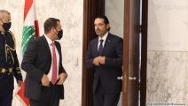 سياسة/سعد الحريري/(حسين بيضون/العربي الجديد)