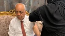تطعيم نواب البرلمان المصري ضد فيروس كورونا (تويتر)