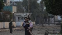 أطفال غزة في العدوان الإسرائيلي الأخير 1 (محمد الحجار)