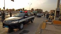 الشرطة في ليبيا (عبد الله دوما/ فرانس برس)