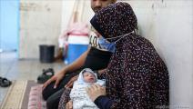 محمد الضيف مولود جديد في غزة 1 (محمد الحجار)