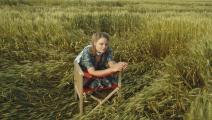 """جودي فوستر أثناء تصوير فيلم """"دماء الآخرين"""" (مأخوذ من رواية لـ دو بوفوار)"""