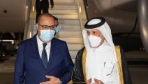 هشام المشيشي في قطر (قنا)