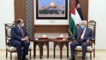 محمود عباس/سياسة/وفا