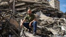 علاء شمالي في غزة 1 (محمد الحجار)