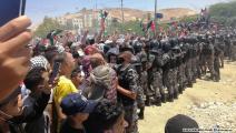 مسيرات الأردن (العربي الجديد)