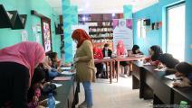 مشروع الدار البنفسجية في مخيم عين الحلوة في لبنان 1 (العربي الجديد)