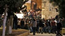 مواجهات في القدس - القسم الثقافي