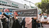 موظفو أونروا يطالبون برحيل مدير عملياتها (عبد الحكيم أبو رياش)