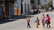 أطفال غزة (عبد الحكيم أبو رياش)