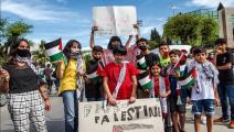 فنانو تونس يتضامنون مع الشعب الفلسطيني- فيسبوك
