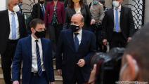شربل وهبة - وزير الخارجية اللبناني - العربي الجديد