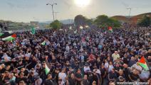 سياسة/تشييع محمد كيوان/(العربي الجديد)