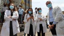 إضراب أطباء لبنان بدأ الاثنين الماضي (حسين بيضون)